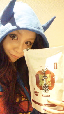 お茶でダイエット!山田優も実践するプーアール茶の効果って本当?口コミで話題のダイエットプーアール茶とは!